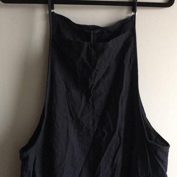 Zanzea Other - Dark Navy Overalls/ Romper/ Pantsuit